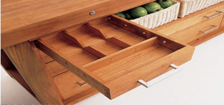 Ideal for kitchen islands and fittings